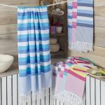 pamkkale turkish beach towel
