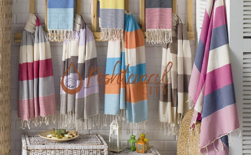 American Wellness & Hotel Fashion: Turkish Towels