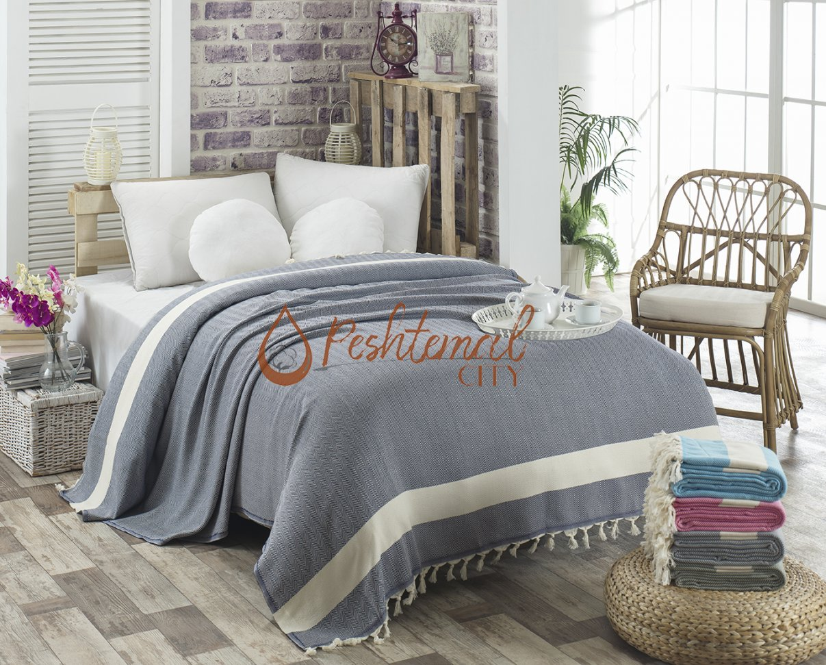 ocean blanket bedroom decoration