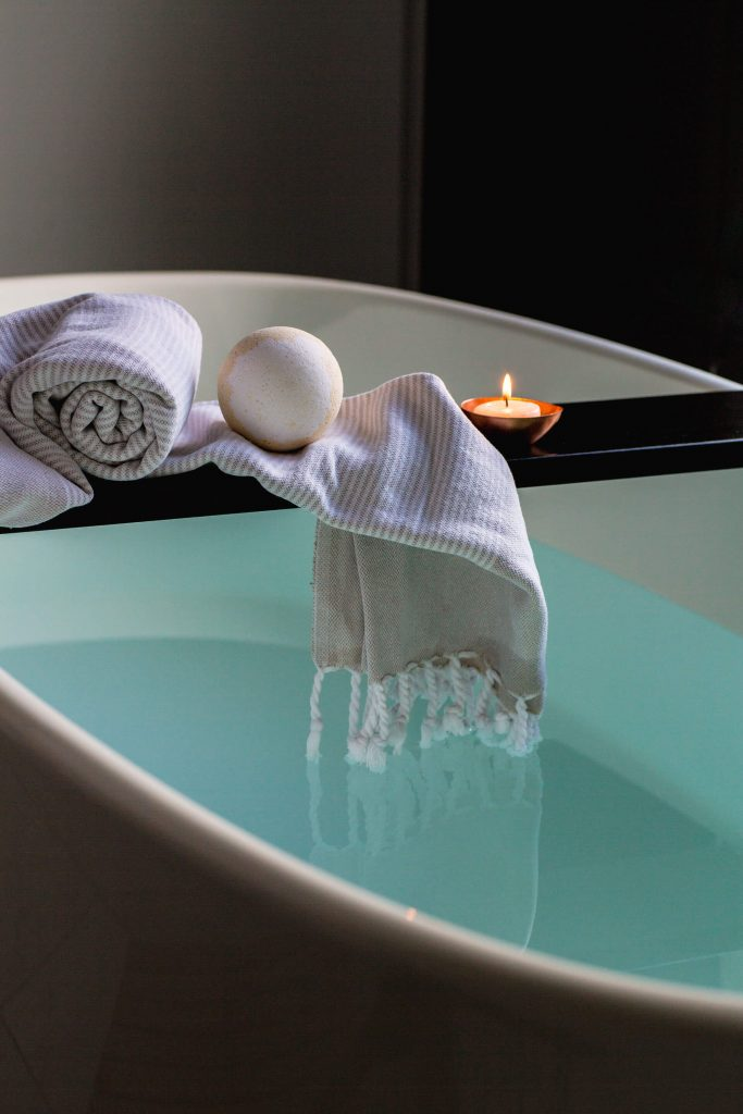 Traditional Turkish Hammam Towel