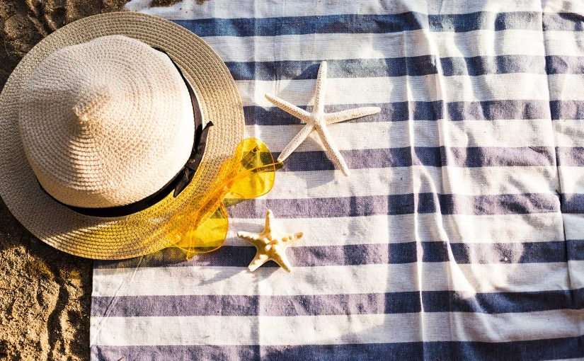 eco-friendly Turkish beach towels